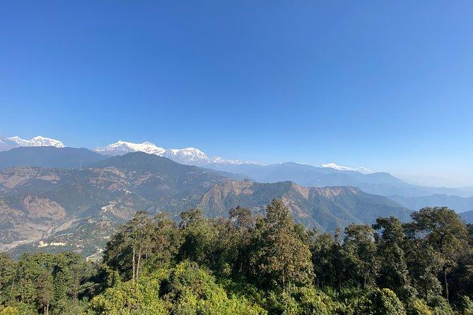 Explore Pokhara City in Sharing Bus