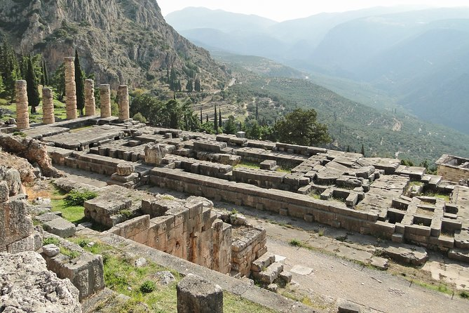Delphi Private tour with guide