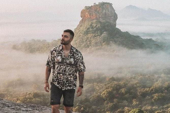 Private Day Excursion to Pidurangala Rock and Sigiriya