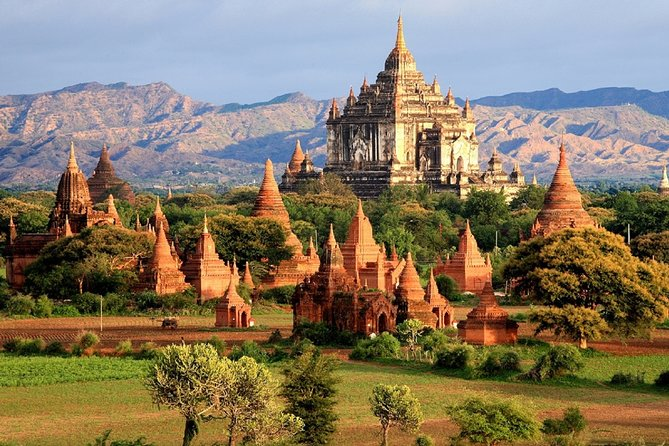 The Stunning Plains of Ancient Bagan