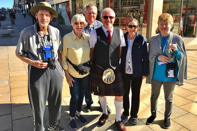 Essential Walking Tour of Edinburgh's Old Town