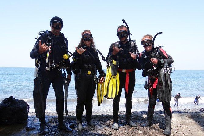 Try Dive at Tulamben USAT Liberty Wreck