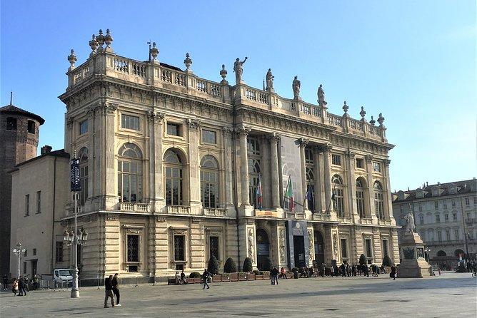 Baroque Turin: Explore Piazza Castello on an audio walking tour