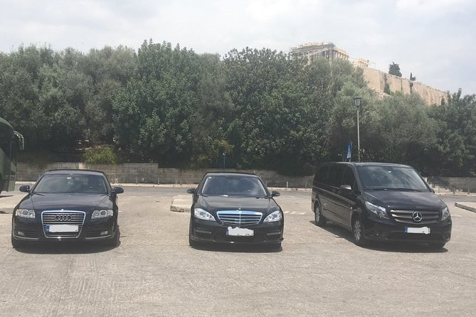 Premium Class Transportation (Mini Van) Athens Airport-Athens city hotels