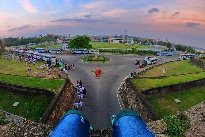 Explore the Colonial City of Galle