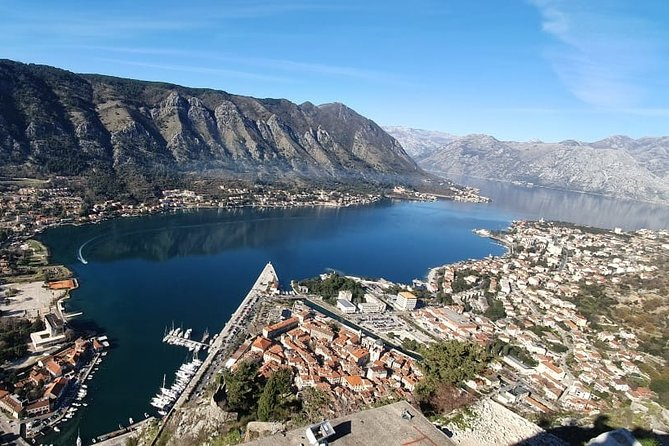 Private Boat Tour Kotor - Lady of the Rocks - Blue Cave up to 9 passengers