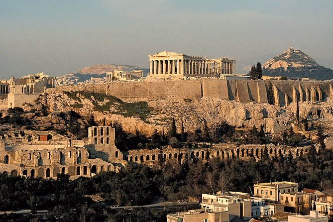Athens Sights & Sounion (Poseidon Temple) - Private Full Day Tour
