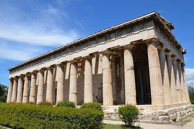 Athens Sights & Acropolis Museum - Private Half Day Tour