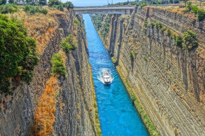 Argolis Olympia Delphi & Meteora 4-Day Tour