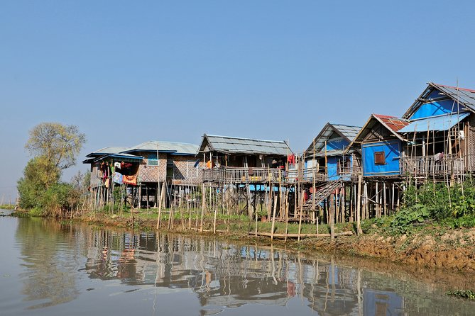 A Magnificent Day on Inle Lake
