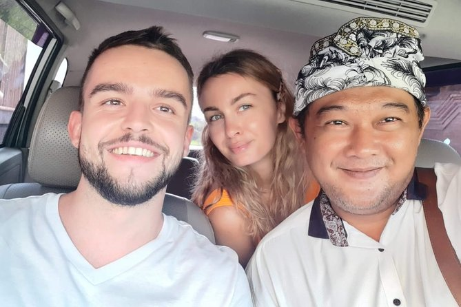 Bali: Private Car Tour with Professional Driver/Guide