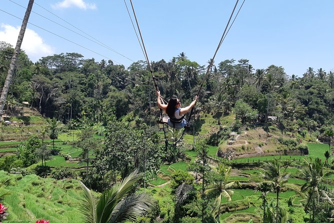 Bali All Inclusive Tour, Ubud Rice Terrace, Temple and Volcano