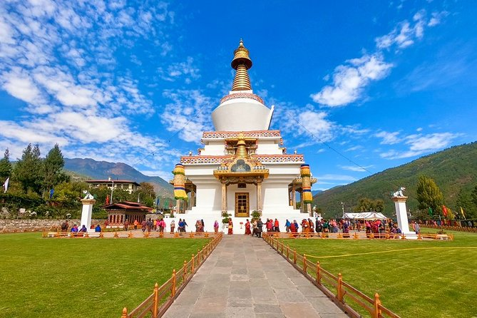 7-Day Private Tour to Bhutan with Bhutanese Cooking Activity