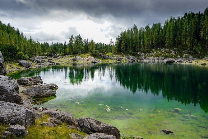 The magic of the Triglav lakes
