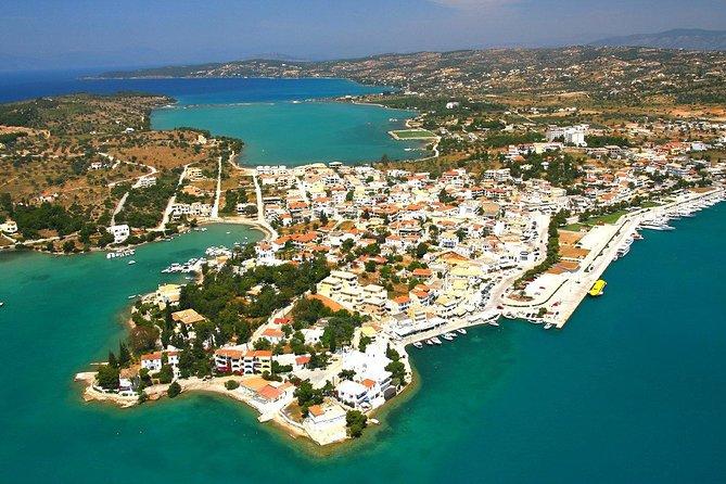 Luxury Transfer Athens Airport To Porto Heli