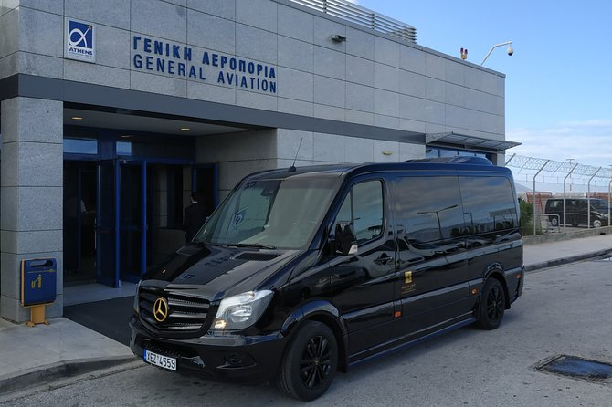 Luxury Transfer Athens Airport To Kalambaka (Meteora)