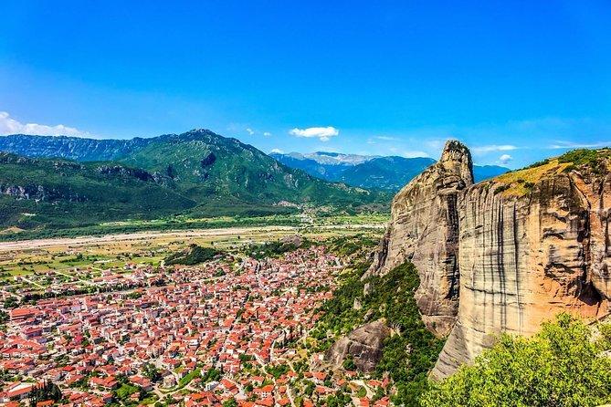 Luxury Tour From Athens To Kalambaka (Meteora)