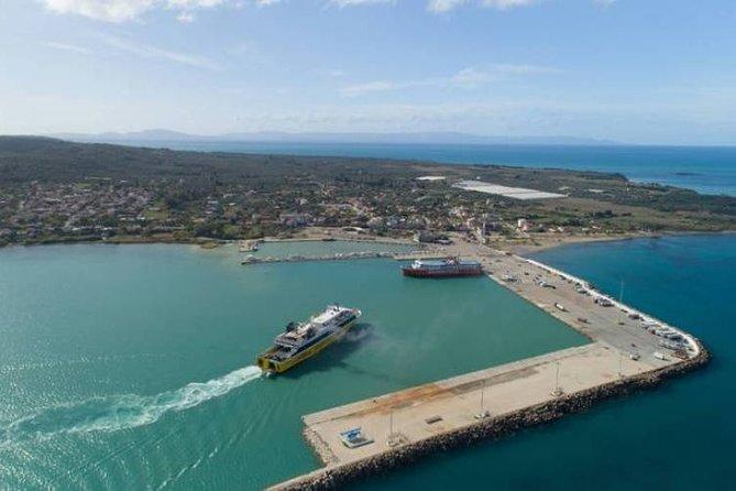 Luxury Transfer Athens Airport To Kyllini