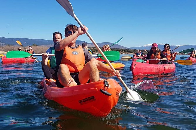 Kayaking Adventure in Madrid