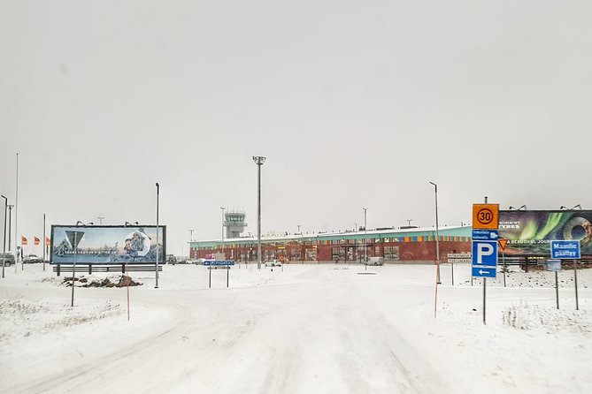 Ivalo Airport Transfer