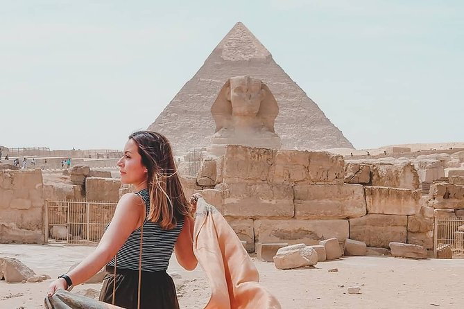 From Hurghada: Full-Day Trip to Cairo & Giza by car