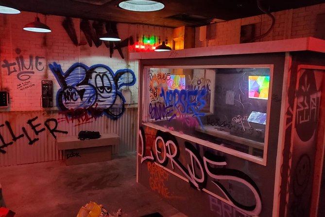 The Terminal Escape Room of Florida