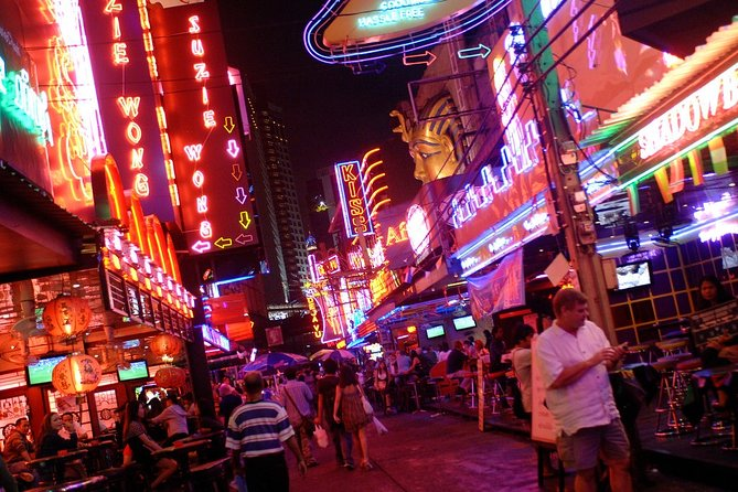 Bangkok Evening Markets Private Tour