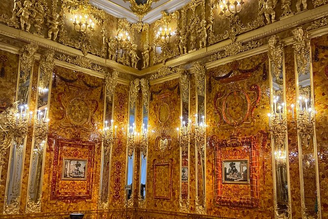 St.Petersburg Two Day Private Tour with Faberge Museum