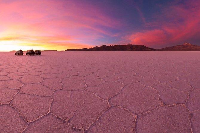 Uyuni Salt Flats - FULL DAY - La Paz - Uyuni - La Paz