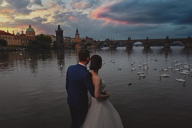Private Couple Photography Session in Prague