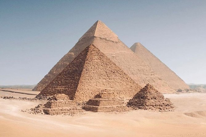 Hurghada: Full-Day Trip to Cairo by Plane