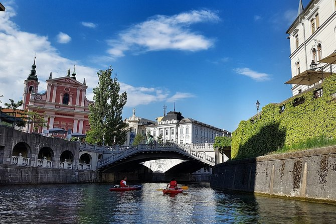 Spend a Fun Time in Emerald River - Ljubljana