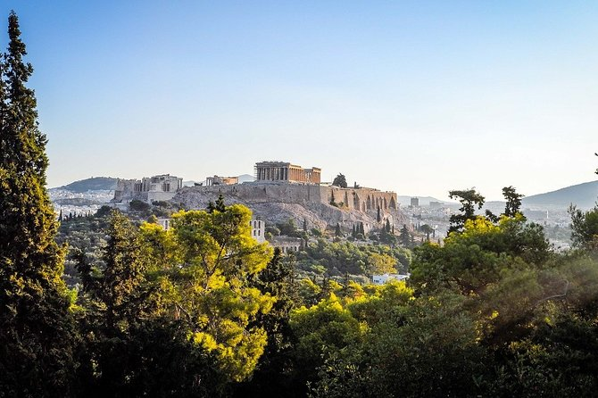 Discover Ancient Corinth in Athena - Half Day