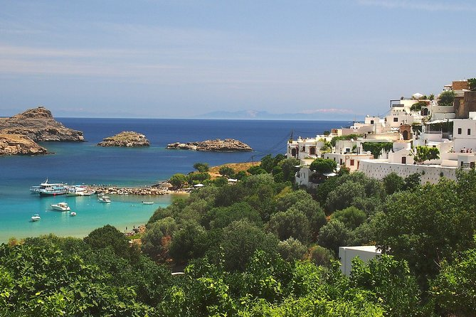 Spend Perfect Time in Rhodes Lindos Village