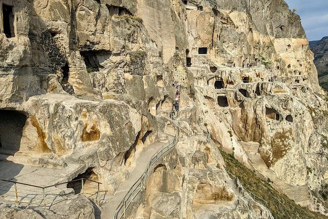 Tour to Vardzia cave city and Rabati castle
