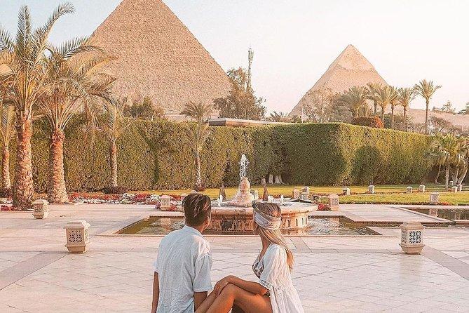 Day Tour from Cairo to Pyramids, Saqqara, and Dahshour