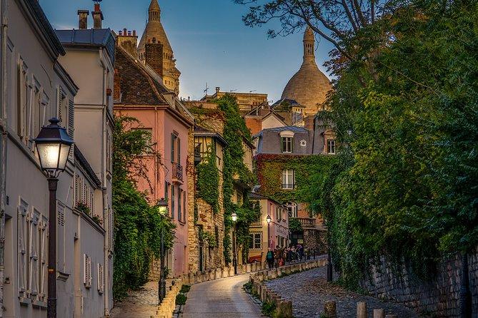 Montmartre: Secret Stories of Bohemian Paris - self-guided tour