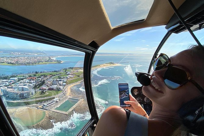 Coastal Helicopter Shared Flight - 20 Minutes
