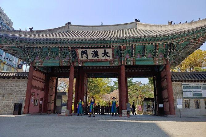 Past & Present of Seoul: Half-Day Historic Walking Tour