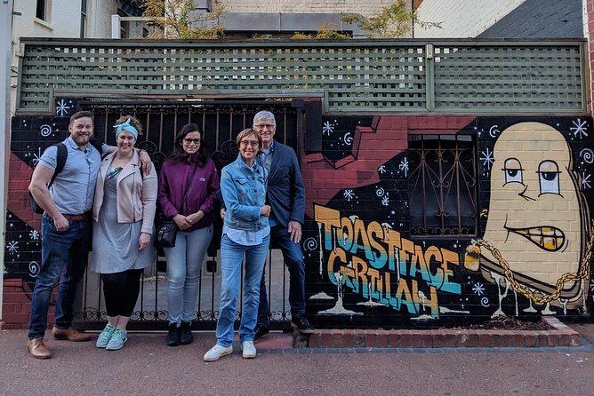 Perth Street Art & Sculpture Tour
