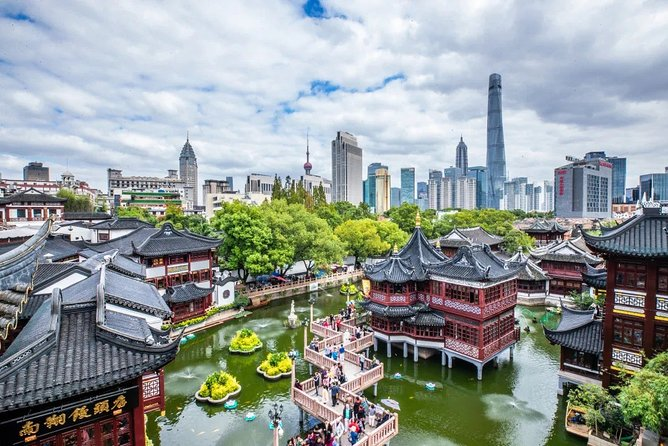 All Inclusive Fantastiske Shanghai City Highlights Private Day Tour