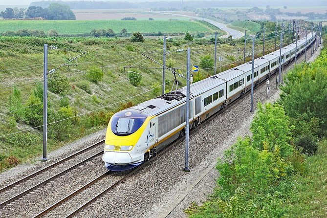 Executive Transfer from Central London to Eurostar St Pancras