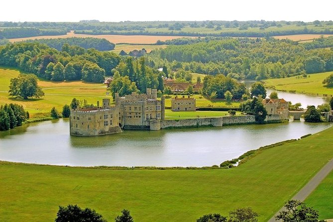 KENT, Garden of England in Executive Luxury Vehicle Private Tour