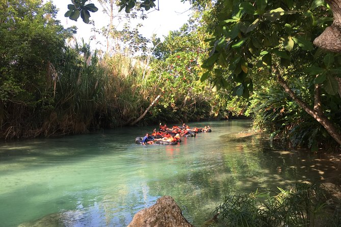 River Rafting and River Tubing Combo From Ocho Rios