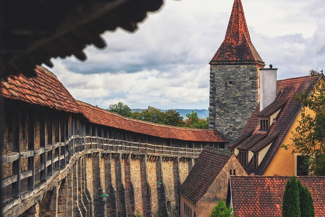 Romantic Road: Rothenburg ob der Tauber and More Private Tour For Groups