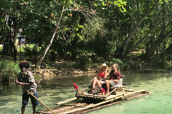 River Rafting From Ocho Rios (Transportation Only)