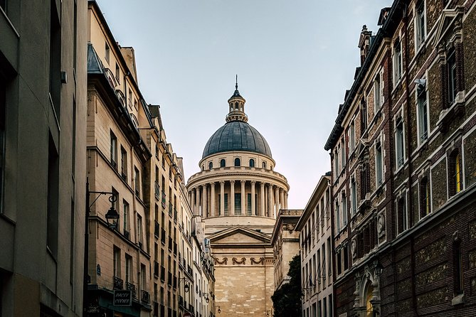 Latin Quarter: Immersive podcast walk to discover La Sorbonne and the Pantheon