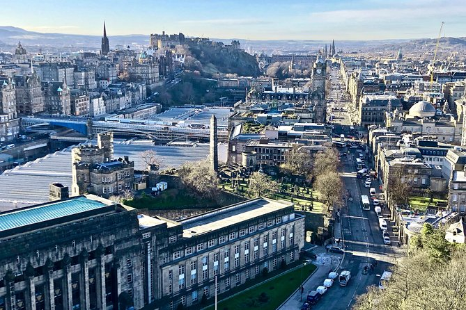 Essential Walking Tour of Edinburgh's New Town