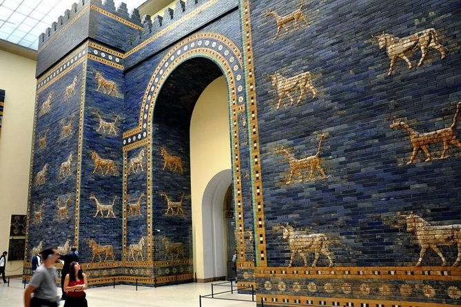Pergamon Museum & Asisi Panorama Skip The Line Tickets