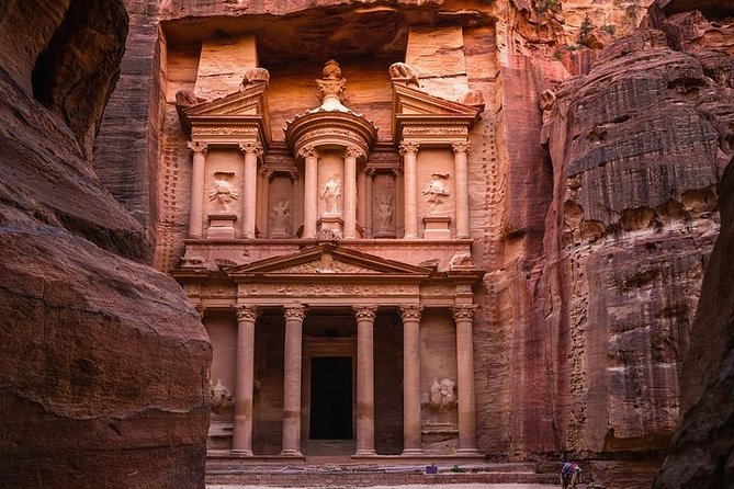 Jordan Pass 2 Night Private Temptation Tour to Petra -UNESCO World Heritage Site